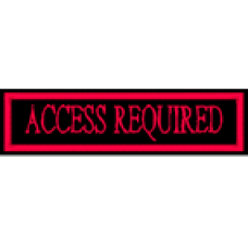 Access Required 1x4
