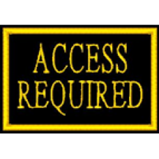 Access Required 2x3