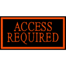 Access Required 2x4