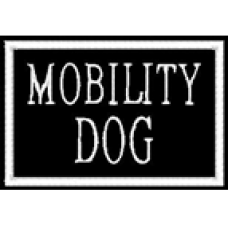 Mobility Dog 2x3