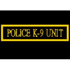 Police K-9 Unit 1x4